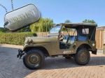 Kaiser CJ5 Zwitserse Leger ( Swiss Army Jeep )met huif Te Koop ,For Sale, Zum Verkauf